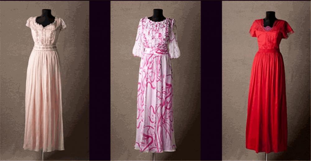 Задача на пошив платьев