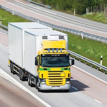 Заказать Транспортировка грузов автомобильным транспортом.