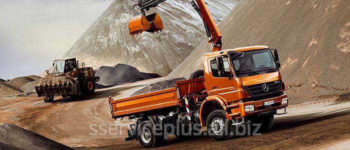 Заказать Гидрофикация грузового транспорта
