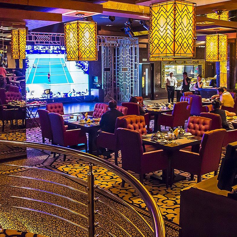 Заказать Astoria Casino Ресторан
