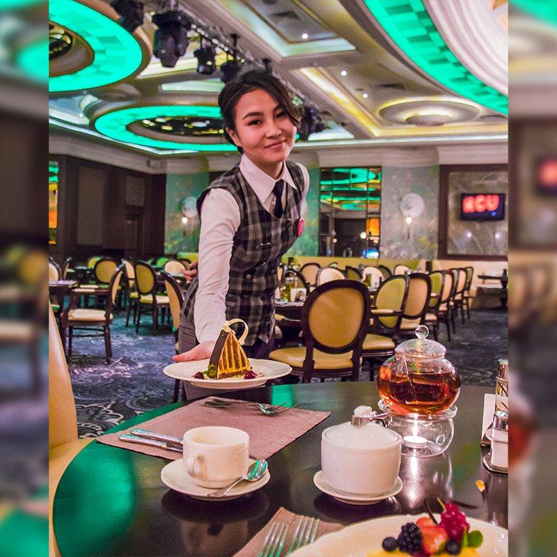 Заказать Bombay Casino Ресторан