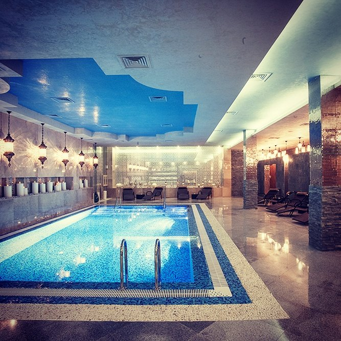 Заказать Bombay Casino SPA