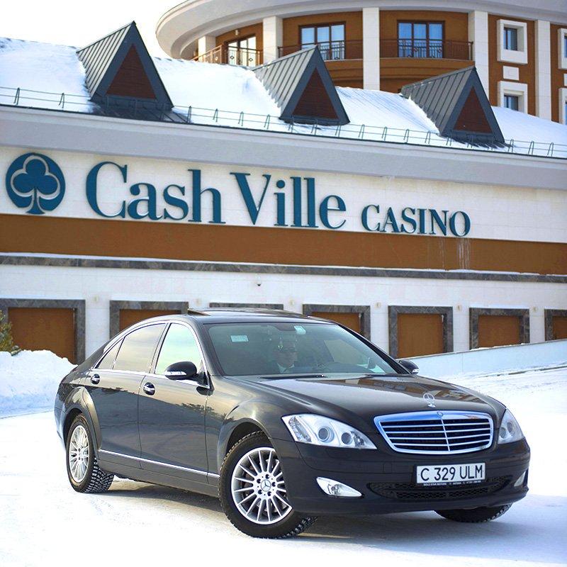 Заказать Cash Ville Casino Spa-центр