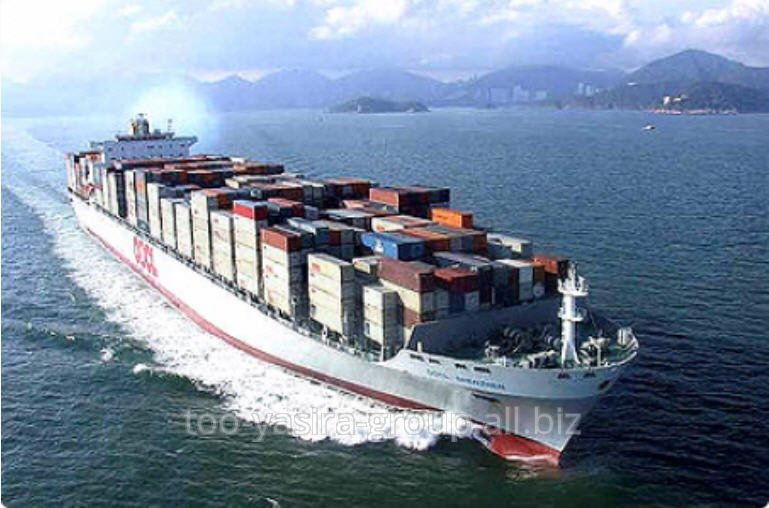 Грузоперевозки морские Казахстан-Иран, Иран-Казахстан