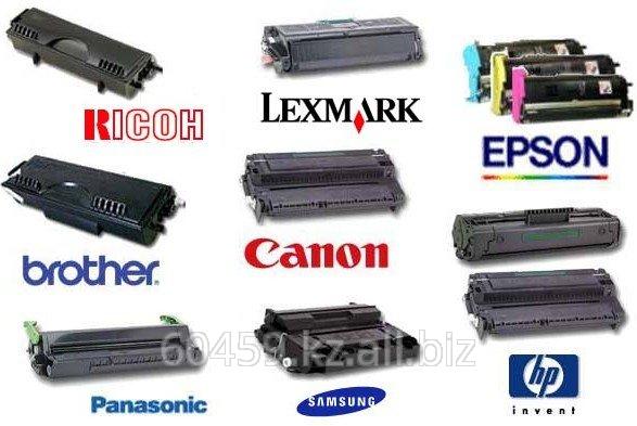 Заказать Заправка лазерных картриджей HP, Canon, Samsug, Xerox в Павлодаре