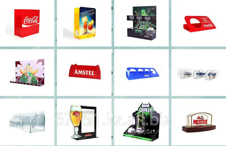 Цифровая печать на продукции из акрила