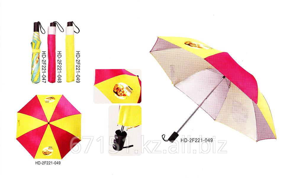 Цифровая печать на зонтах
