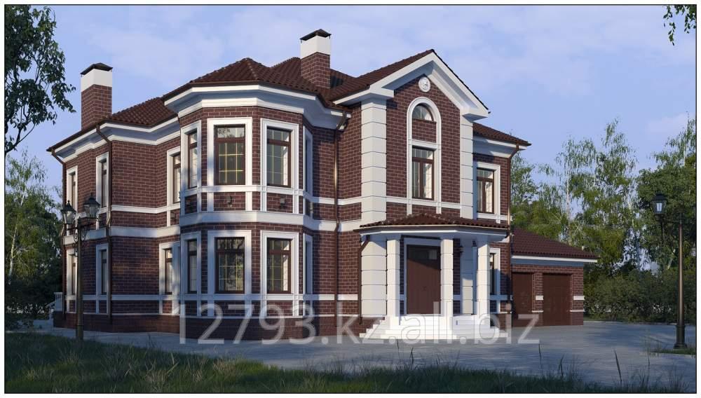 Архитектурный дизайн фасада зданий