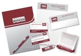 Заказать Разработка корпоративного стиля и нанесение логотипа