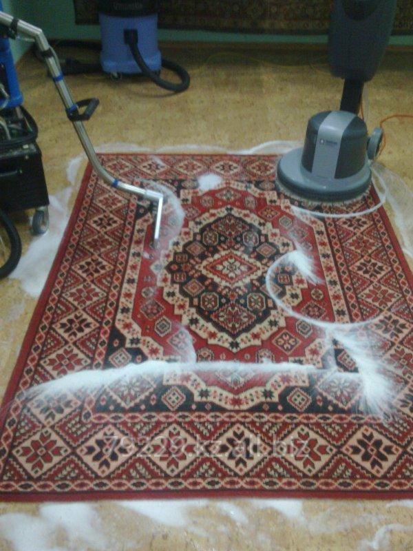 Заказать Химчистка ковров