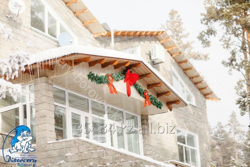 Заказать Зимние каникулы в Боровом с Discovery-Borovoe