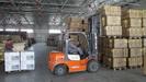 Заказать Услуги временного хранения импортируемых, экспортируемых и транзитных грузов