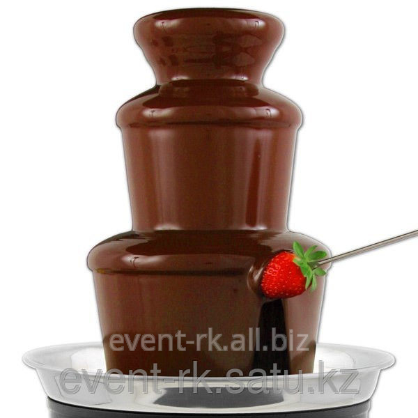 The Device For The Chocolate Fountain Order In Almaty