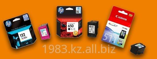 Заказать Заправка картриджей струйных принтеров