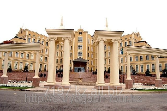 Санаторий Сарыагаш Aрай Deluxe THERMAL RESORT