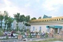 Санаторий Сарыагаш Алтынай