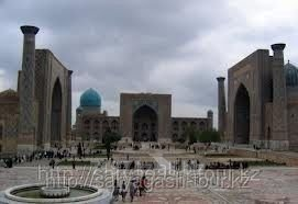 Заказать Тур по историческим местам Узбекистана