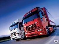 Заказать Грузоперевозки тяжеловесных грузов по территории Европы