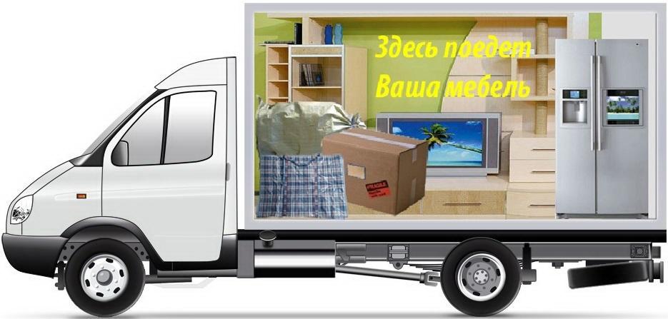 Заказать Автомобильная перевозка мебели
