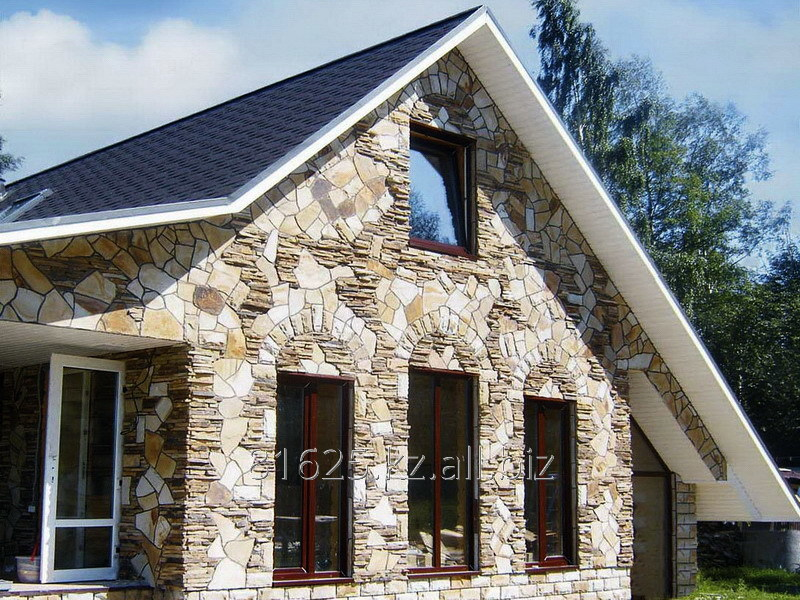 Order Exterior finish of buildings and facades