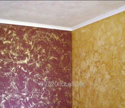Декоративная шпаклёвка для стен