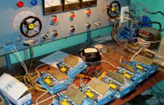 Заказать Производство сложного нестандартного электрооборудования