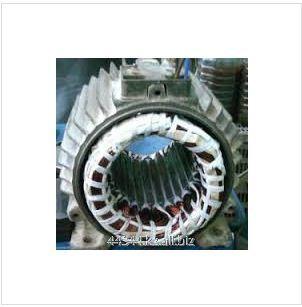 Заказать Перемотка электродвигателей и вибраторов