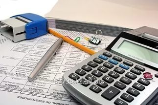 Order Drawing up and delivery of the tax reporting