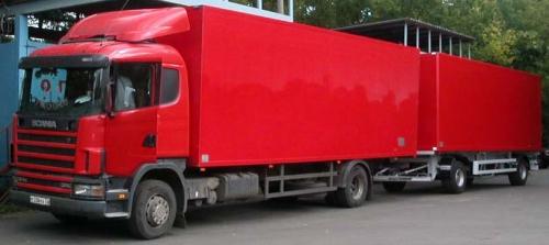 Заказать Изготовление тентов на грузовые автомобили