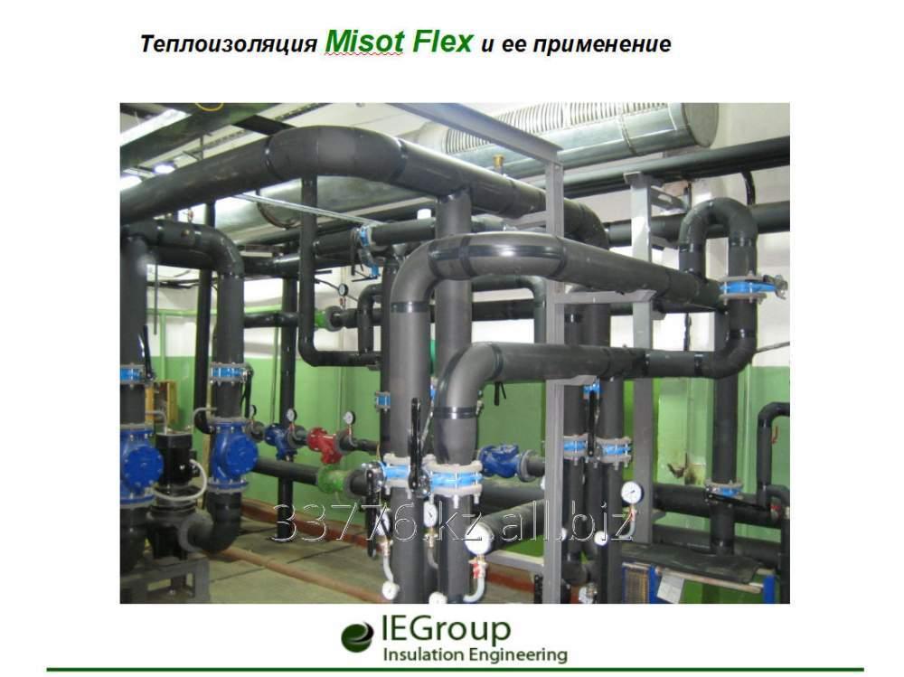 Заказать Теплоизоляция Misot Flex и ее применение