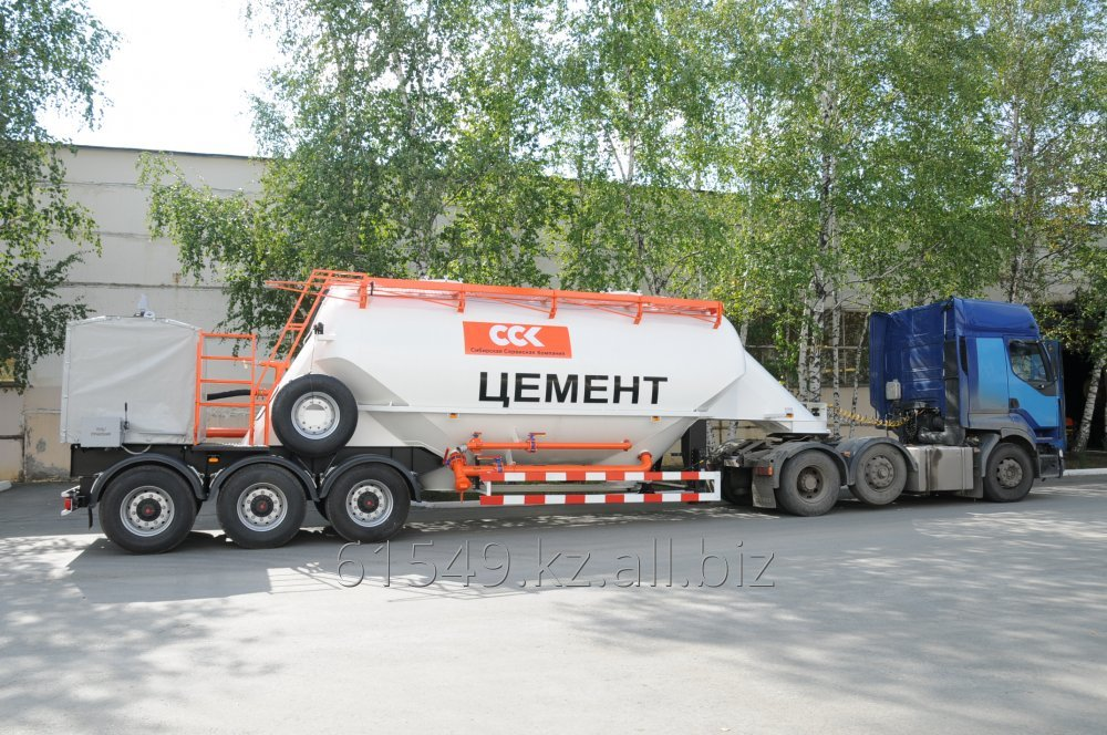Order Services of the cement truck