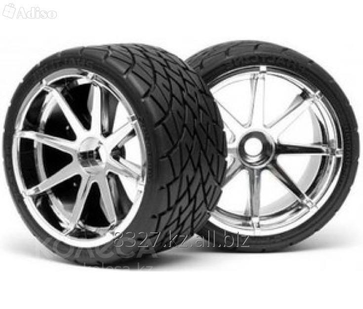 Order Installation of tires