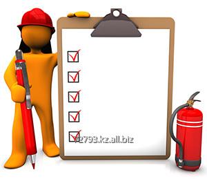 Заказать Первоначальная подготовка пожарных-спасателей