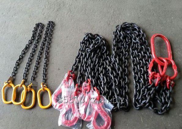 Заказать Услуга выбраковки цепных стропов