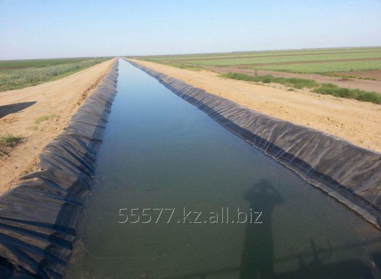 Гидроизоляция для ремонта оросительных каналов тер гидроизоляция кровли