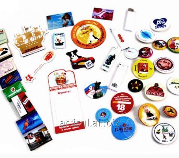 Услуга печати визиток