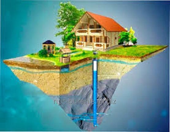 Заказать Бурение скважин на воду от ТОО Научно-производственный центр Бурение