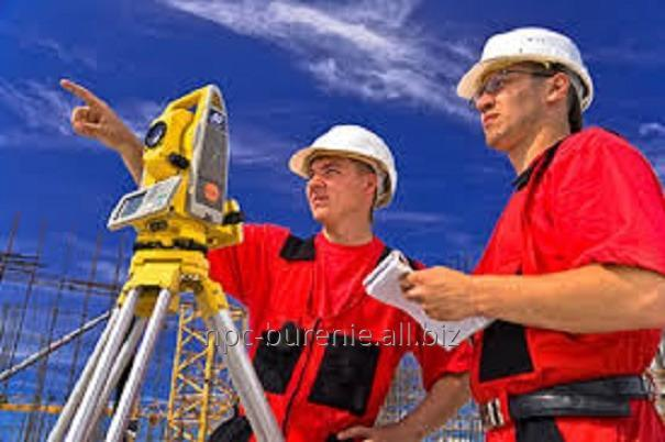 Заказать Инженерные изыскания от ТОО Научно-производственный центр Бурение