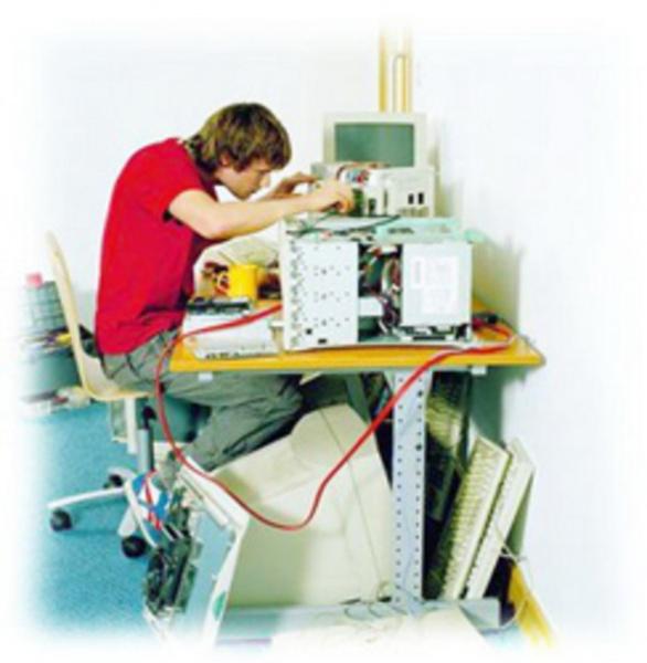 Заказать Сервис по ремонту компьютеров