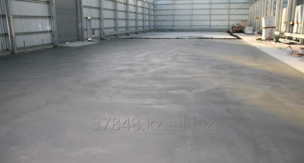 Заливка армированных бетонных конструкций