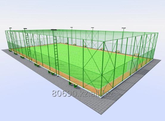 Укладка спортивных покрытий для стадионов
