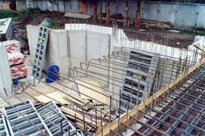 Производство специальных строительных и монтажных работ