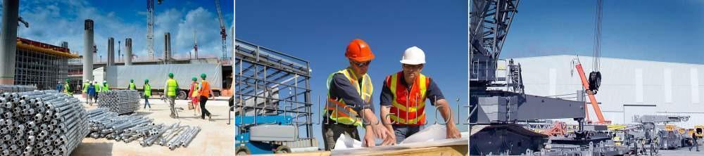 Специальные работы по защите конструкций и оборудования