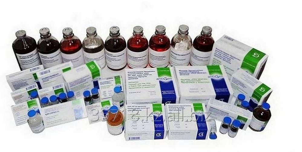 Order Services of laboratory of nutrient mediums and auxiliary solutions
