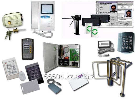 Заказать Система контроля и управления доступом