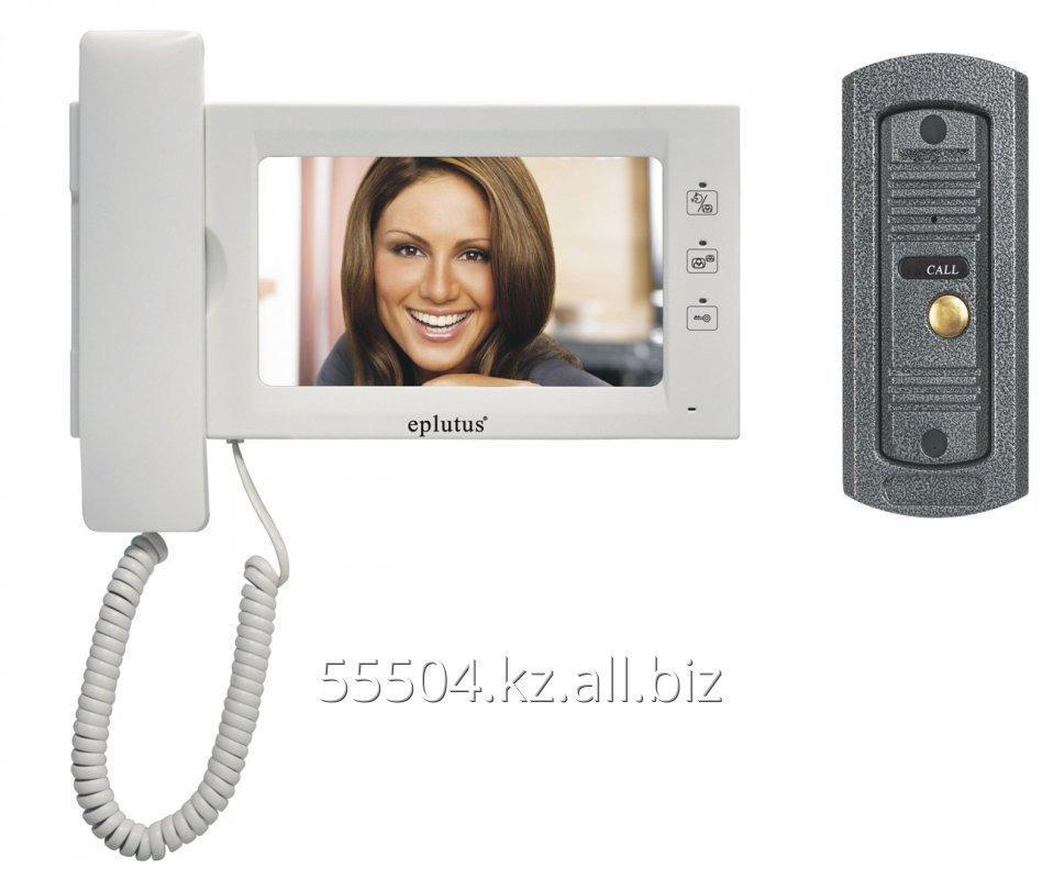 Заказать Установка видеодомофонов