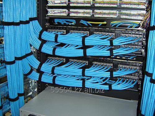 Заказать Структурированные кабельные сети
