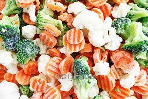 Заказать Услуги по грузовому инспектированию замороженных овощей