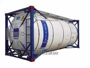 Заказать Обслуживание танк-контейнеров