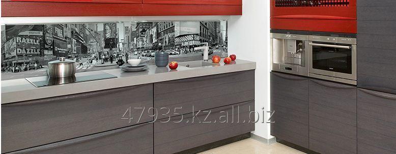 Заказать Фотопечать на кухонных фартуках